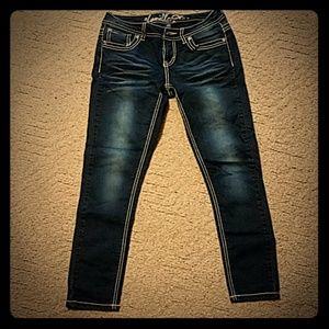 Vanilla Star Skinny Jeans